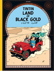 Picture of Adventures of Tintin Land of Black Gold GN