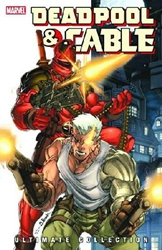 Picture of Deadpool & Cable Ultimate Collection TP Book 01