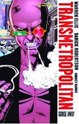 Picture of Transmetropolitan TP VOL 06 Gouge Away (New Edition) (MR)