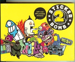 Picture of Stickerbomb 2 Sticker Book