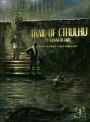 Picture of Trail of Cthulhu RPG Core Rulebook