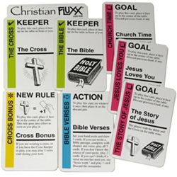 Picture of Christian Fluxx Deck