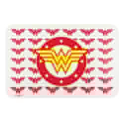 Picture of Wonder Woman Silicone Placemat