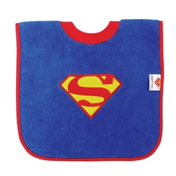Picture of Superman Pull-Over Bib