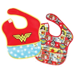Picture of Wonder Woman SuperBib 2-Pack