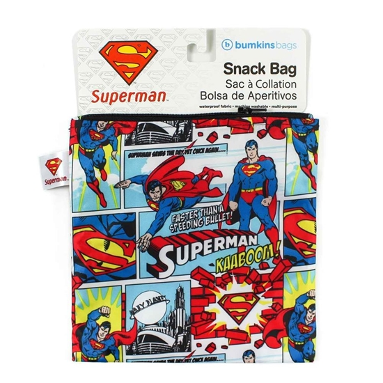 supermanlargesnackbag