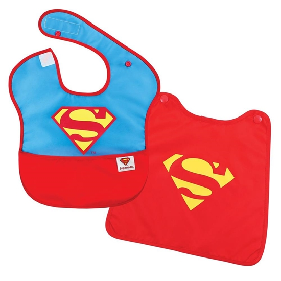 supermancapedsuperbib