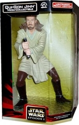 Picture of Star Wars Episode I Qui-Gon Jinn Mega Collectible