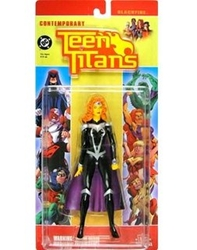 Picture of Blackfire Teen Titans Action Figure