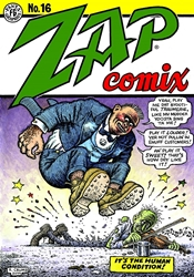 Picture of Zap Comix #16