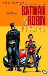 Picture of Batman and Robin Vol 01 HC Batman Reborn