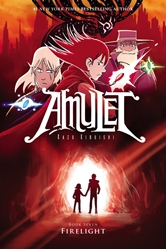Picture of Amulet Vol 07 HC Firelight