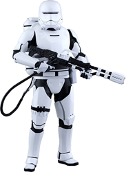 Picture of Star Wars First Order Flametrooper Sixth Scale Hot Toy Figure
