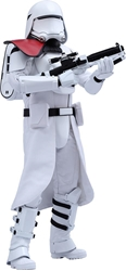 Picture of Star Wars First Order Snow Trooper SIxth Scale Hot Toys Figure