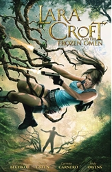 Picture of Lara Croft and the Frozen Omen SC