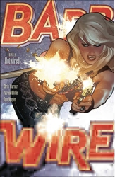 Picture of Barb Wire (2015) TP VOL 02 Hotwired