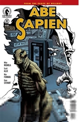 Picture of Abe Sapien #32