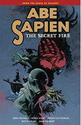 Picture of Abe Sapien TP VOL 07 Secret Fire