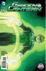 Picture of Green Lantern (2011) #51 Romita Jr/Janson Cover