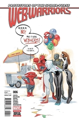Picture of Web Warriors #6