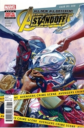 Picture of All-New All-Different Avengers #8
