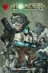 Picture of Atomic Robo Dogs of War TP VOL 02