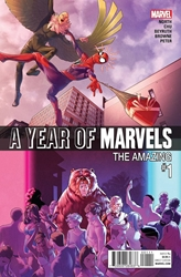 Picture of Year of Marvel's Amazing #1
