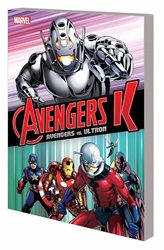 Picture of Avengers K Vol 01 SC Avengers vs Ultron