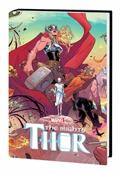 Picture of Mighty Thor Vol 01 HC Thunderin Her Veins