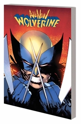 Picture of All-New Wolverine TP VOL 01 Four Sisters
