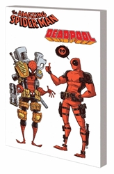 Picture of Spider-Man/Deadpool Vol 00 SC Don't Call It a Team Up