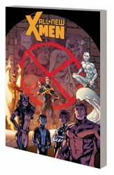 Picture of All-New X-Men (2016) Vol 01 SC Inevitable Ghosts of Cyclops