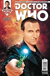 Picture of Doctor Who 9th Doctor (2016) #1