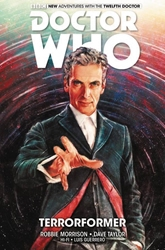 Picture of Doctor Who 12th Doctor Vol 01 SC Terrorformer