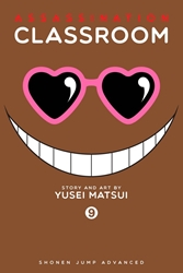 Picture of Assassination Classroom GN VOL 09