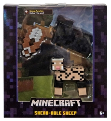 "Picture of Minecraft Shear-Able Sheep 5"" Figure"