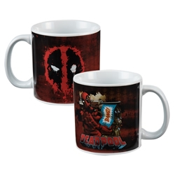 Picture of Deadpool 20 oz Ceramic Mug