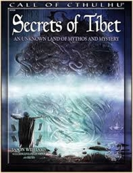 Picture of Call of Cthulhu Secrets of Tibet RPG