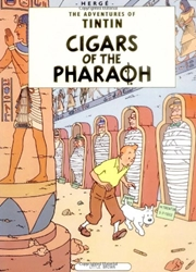 Picture of Adventures of Tintin Cigars of the Pharaoh GN