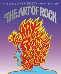 Picture of Art of Rock HC Posters from Presley to Punk