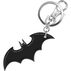 Picture of Batman Batarang Pewter Keychain