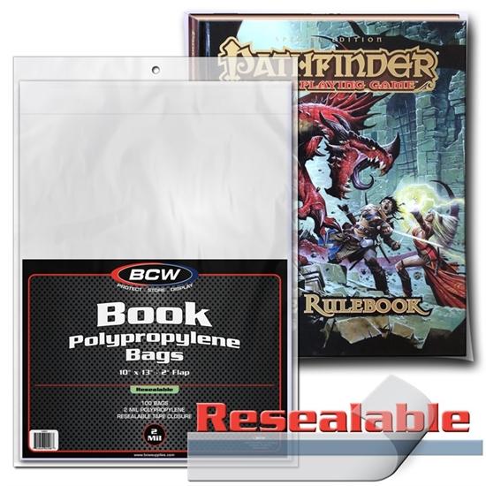 bookresealablebag100count