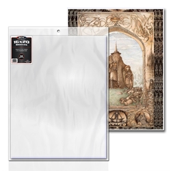 """Picture of Oversized Art Print 16"""" x 20"""" Bag 50-Count Pack"""