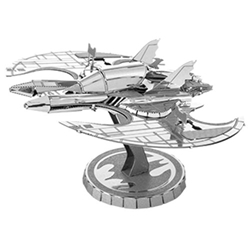 Picture of Batman Batwing Batman '89 Metal Earth 3D Metal Model Kit