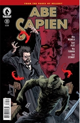 Picture of Abe Sapien #33