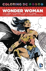 Picture of Coloring DC Wonder Woman SC