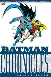 Picture of Batman Chronicles Vol 07 SC