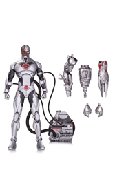 Picture of Cyborg DC Icons Deluxe Action Figure