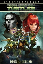 Picture of Teenage Mutant Ninja Turtles Enemies Old, Enemies New SC
