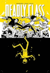 Picture of Deadly Class TP VOL 04 Die For Me